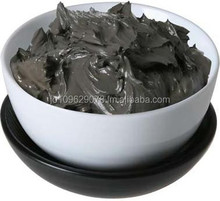 100% Raw Organic Dead Sea Facial Black Mud Mask Enriched With Aloe Vera