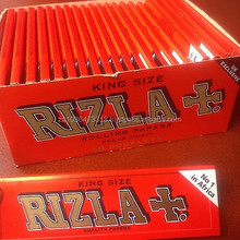 Rizla Rolling Papers - Ultra Thin Slow Burning King Size
