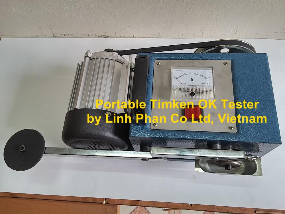 timken machine