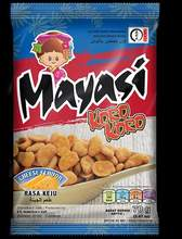 200 g Mayasi Coated Roasted Broad Beans Cheese