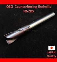 FX-ZDS with high quality reliable long lasting cnc cutting tools for counter boring