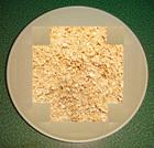 Farinha de soja para a alimentação de aves