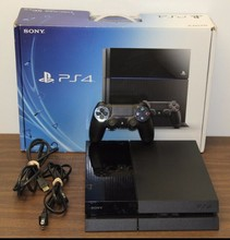 Sale For Sony Playstation 4 PS4 500GB Console(Latest Model)+5 GAMES & 2 Controllers