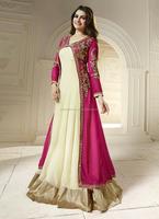 Prachi desai anarkali salwar kameez\xxxl anarkali suits\bollywood actress looking new anarkali suits\party dress