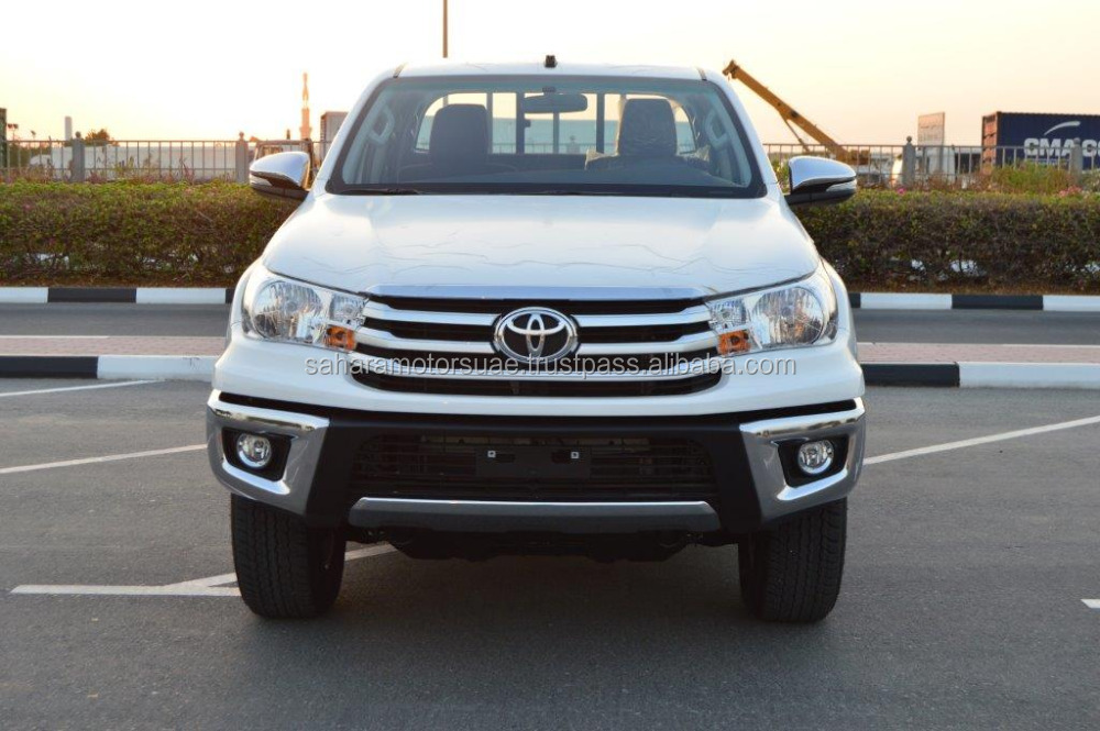 hilux toyota double cabin 4x4 pickup view hilux toyota