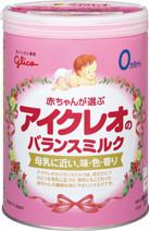 glico icreo balance milk baby milk powder manufacturers