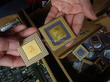 Cpu de processadores para ouro sucata de Metal recuperação