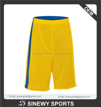CUT AND SEW basketball shorts with free design