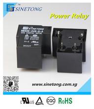 4pin Electromagnetic 24V PCB type 30A power relay 4KV