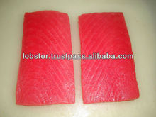 Hand Cut Fillet Block AAA Grade Fresh BQF Frozen Tuna Fish