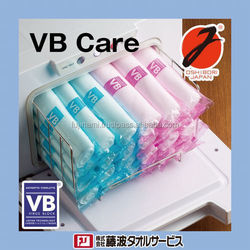 VB Care B60 japan body towel body wipes made in Japan disposable antibacterial wipes oil wipe and nursing home care
