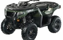 Brand new TRX420FM Rancher 4x4 HR Mud Pro Series ATV