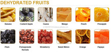 FRESH DRIED / DEHYDRATED FRUITS - ROSUN NATURAL PRODUCTS PVT LTD