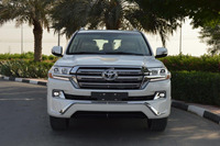 TOYOTA LAND CRUISER 200 V8 4.5L TD AUTOMATIC NEW CARS EXPORT FROM DUBAI