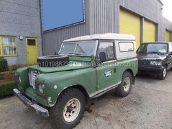 USED CARS - LAND ROVER DEFENDER 90 (LHD 3594)