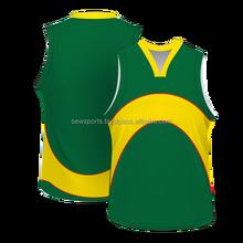 Sublimated Classic Designed Basketball Jerseys