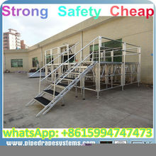 BEST wedding portable stage,wholesale small stage for sale