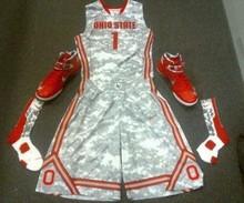 Custom Sublimation Wholesale Basketball Uniforms 2015 Design