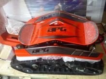 DTV Shredder All Terrain Vehicle (Orange Edition)