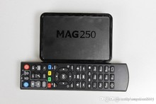For The New IPTV Set Top Box MAG250 Linux System Wholesale free shipping MAG 250 DHL Free Shipping New