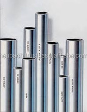 ROUND SECTION SHAPE AND NON ALLOY STEEL PIPE
