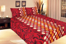 Decorative Handmade Duvet Bedspread Embroidered Designer India Bedding Set beautiful printed bed cover printed bedsheet