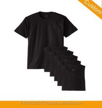 cheap election tshirt plain black and white tshirts