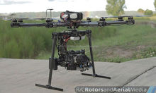 Brand New! DJI Spreading Wings S1000+ Professional Octocopter for Aerial Photography
