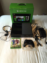 Buy 2 Get 1 for Xbox One 500 GB Console - 100% GENUINE + 5 games & 2 Wireless controllers