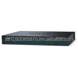 Cisco 1921 Modular Router, 2 GE, 2 EHWIC slots, 512DRAM, IP Base
