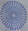 Indian Tapestry Wall Hanging 100% Cotton Hippie India Printed Mandala Tapestry