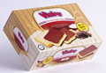 Produits halal- vizipu chocolat. 100g/box egg cookie