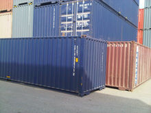 Second Hand Containers in Good Condition