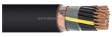 Multi Core PVC Control Cables Wire Armored with Concentric Conductor (NYCYRY)