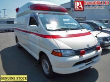 #38802 TOYOTA GRANVIA AMBULANCE - 2004 [VANS- AMBULANCE] Chassis : VCH38S-0002235