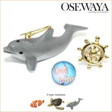 cute teen accessories, latest sea animal charm earrings