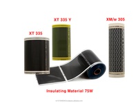 Heating Film made from Latest High - Quality Carbon -- ***For 2016 projects*** !! XiCA - Heating Film. -- ISO9001, ISO14001