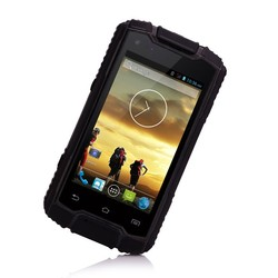 rugged android phone 4.0inch quad core dual sim smartphone IP68 rugged phone DG1