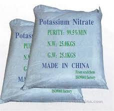 Water Soluble Fertiliser Potassium Nitrate KNO3
