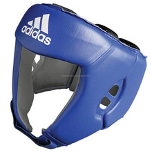Professional Hih Quality Blue Color Boxing Head Guard / Sports Boxing Head Guard Free Shipping 30 Pieces