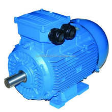 General-purpose, low-voltage electric asynchronous AC motors with squirrel-cage rotor