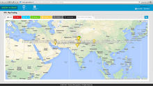 vehicle tracking server software for fleet management