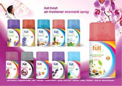 tropical fragrance car air freshener