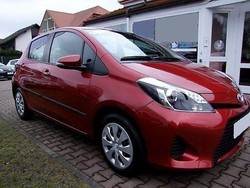 Toyota Yaris Hybrid Car - Left Hand Drive - Stock no:11230
