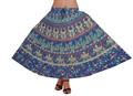 Mujeres de moda falda diseño fabricante falda falda maxi faldas largas de lino