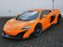 McLaren 675LT Coupe Experience Car
