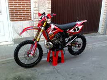 ORIGINALY MADE IN JAPAN FOR GAS GAS EC 250 RACING
