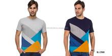 Blue Monkey Mens 100% Cotton T shirt