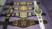 World Heavy Weight Wrestling Championship Belts Boxing Winner Custom Made Belts