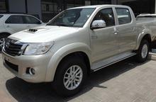 Toyota Hilux Vigo 4WD, Double Cabin, 5 seats, 2015, Diesel, Automatic Transmission